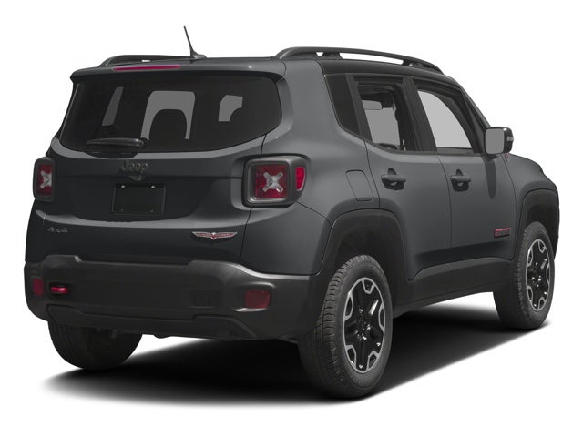 2017 Jeep Renegade Trailhawk In Mentor Oh Jeep Renegade