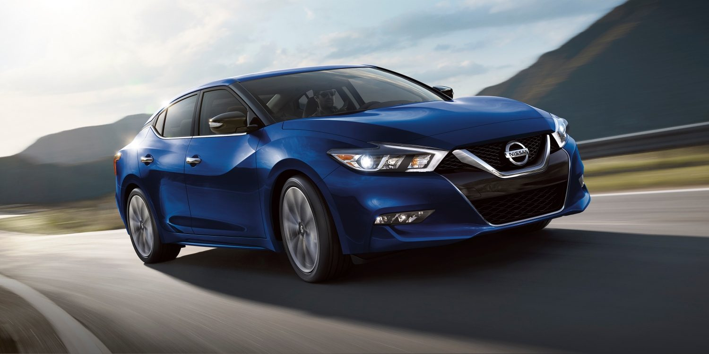 2018 Nissan Maxima Mentor Oh New Car Dealership