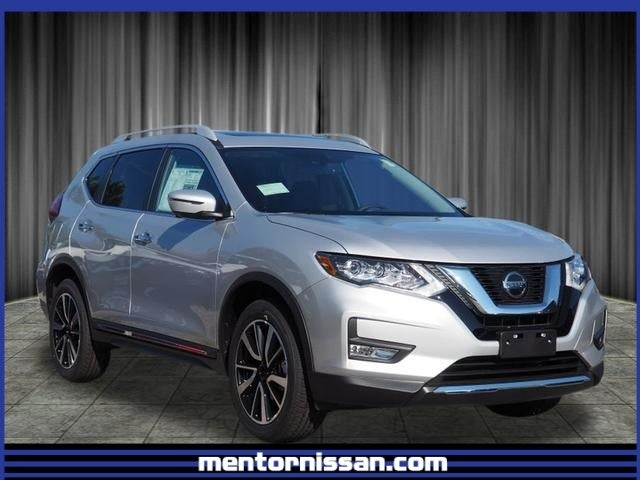 2019 Nissan Rogue Sl In Mentor Oh Nissan Rogue Mentor Nissan